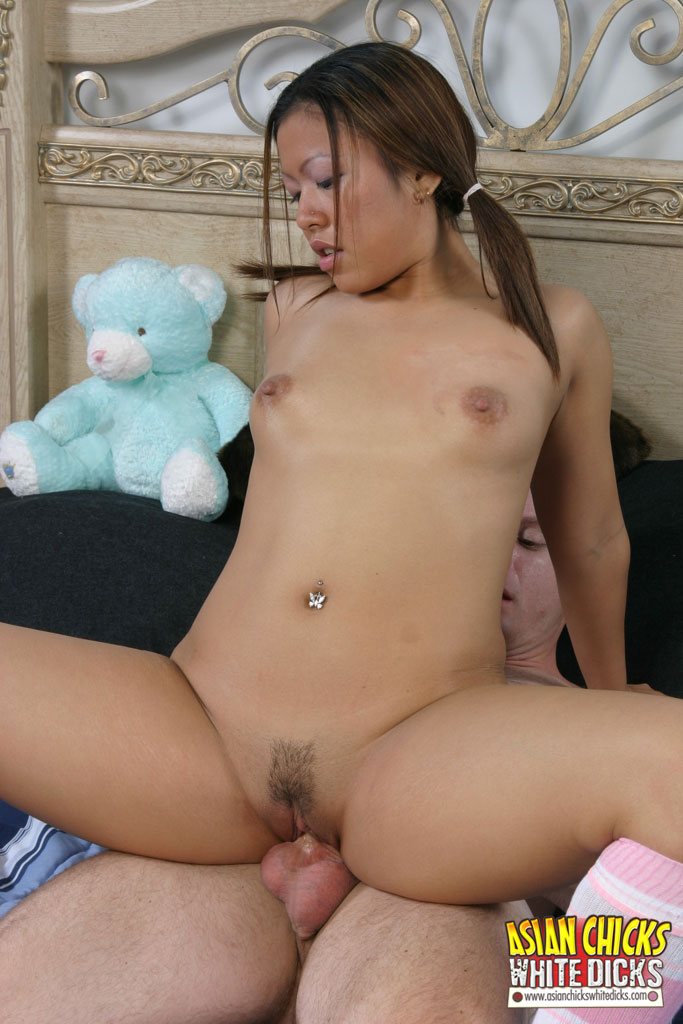 Asian Wife White Husband